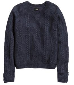 hm sweater 2